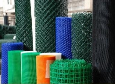 Фасадная сетка: применение, виды и особенности