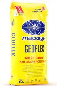 Клей гелевый высокоэластичный GEOFLEX. РБ. 25 кг.