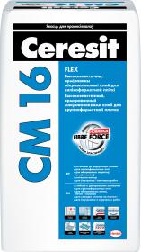 Ceresit CM16 Flex. Усиленной фиксации. РБ. 25 кг.