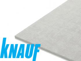 Гипсоволокнистый лист влагостойкий KNAUF 12,5х1200х2500 мм. РФ.