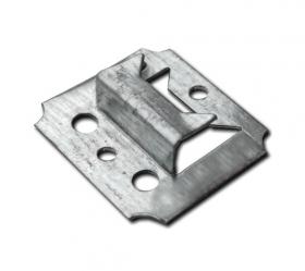 Кляймер для вагонки 4 мм. РФ. Пачка 80 шт.