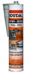Клей-герметик полиуретановый Soudal серый. 290 мл. Бельгия.