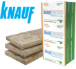 KNAUF insulation 037 Тепло, РФ. В плитах. Толщина 50 мм. В пачке 18,3 м.кв.