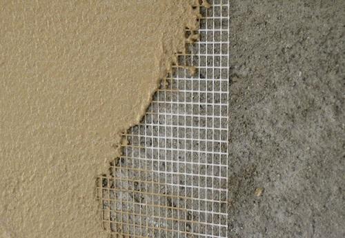 Виды фасадных сеток и их свойства